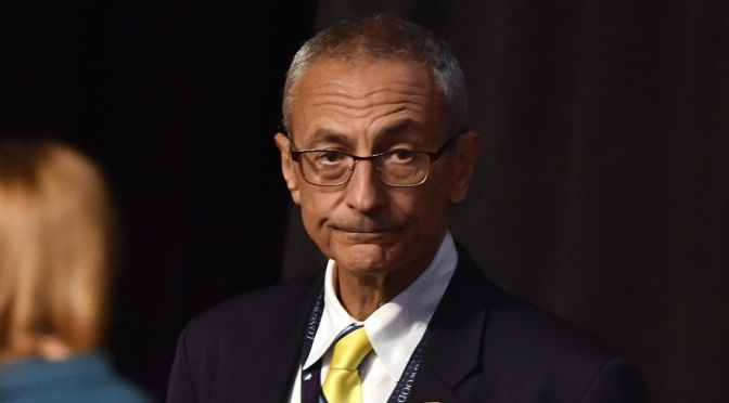 The Podesta Connection to Washington Deplorables