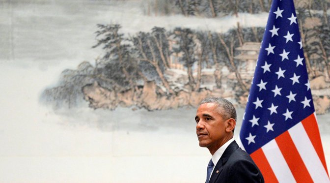 Obama Lost His Pivot in Asia and Keeps Losing Ground in Syria