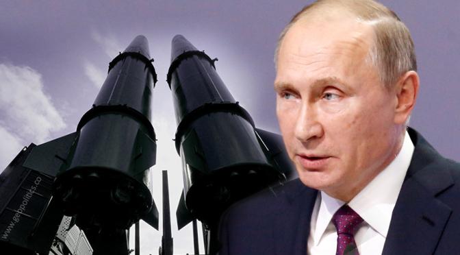 Putin & Co. Continue to Defy Khazarian Threats