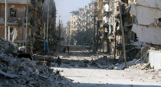 CIA Daesh Terrorists Left 60% of Eastern Aleppo, Return of Civilians Allowed