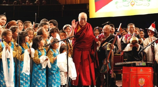 Mainstream Media Confirm Dalai Lama is A CIA Asset