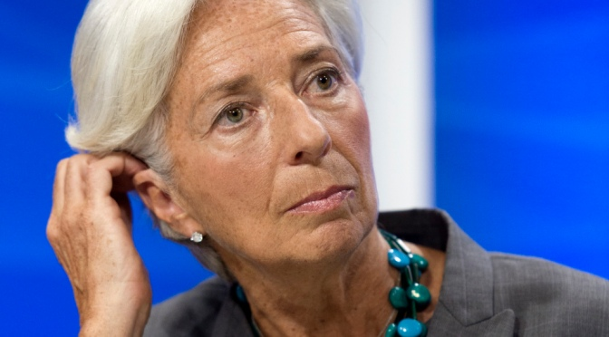 Criminally Negligent IMF Head Lagarde Unpunished, Here's Why