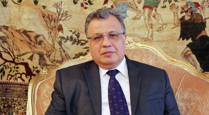 Putin Assures Envoy Karlov's Murderers to Feel the Heat of Russian Response