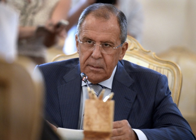 U.S. Attacks Avoid Al Nusra, Talks are Fruitless Gatherings | FM Sergie Lavrov