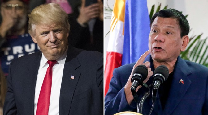 I could sense a good rapport with Trump | Duterte