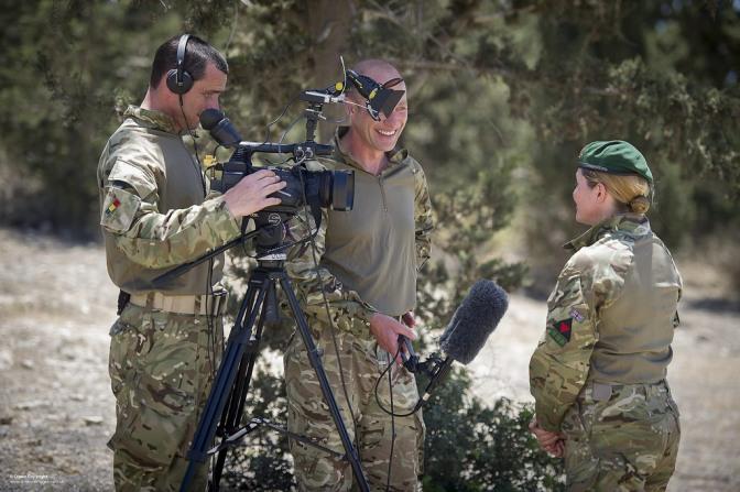 army-reservist-film-crew
