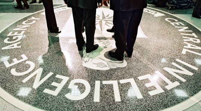 CIA: Deadliest Intel Organization on Earth, #Vault7 Confirms