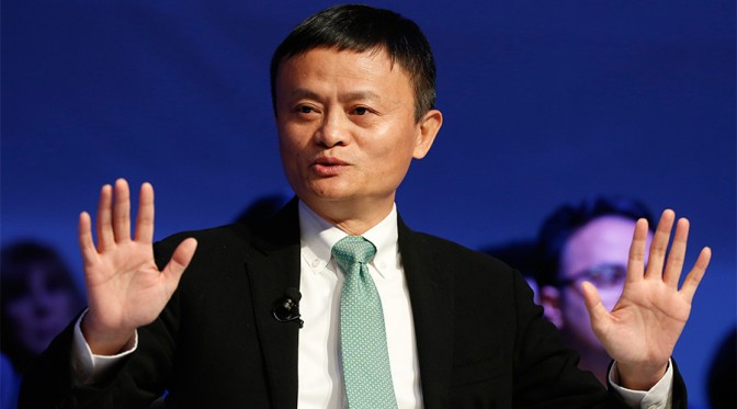 Nobody's Stealing Your Jobs, You Spend Too Much on Wars  | Alibaba's Jack Ma