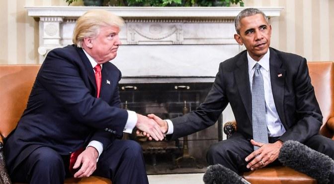 Trump Presidency: Era Of Destabilization In The U.S.?