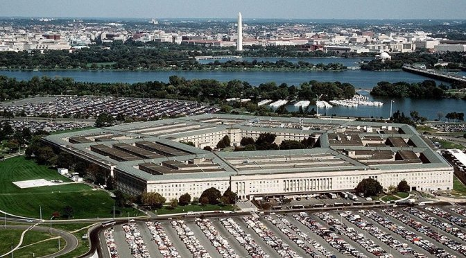 Nearly 100,000 Pentagon Whistleblower Complaints Have Been Silenced