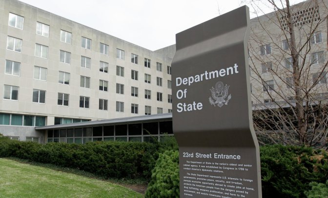 MSM Furious Over Continued Purging at the US State Dep't