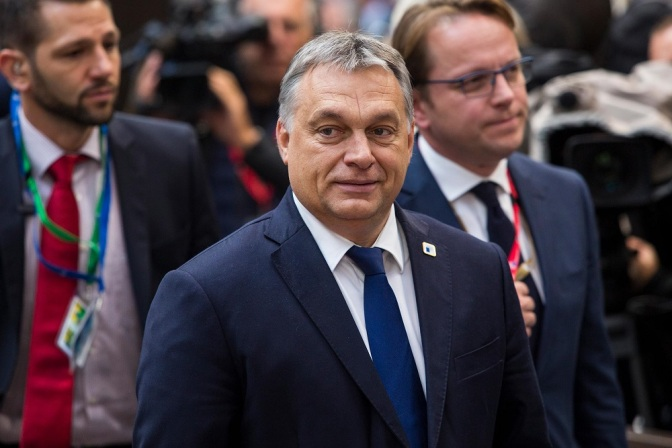 Hungary Plans to Kick Out All Soros-funded NGOs