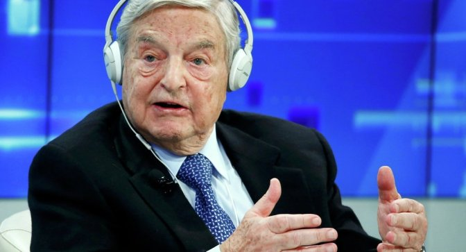 Time to 'Drain the Swamp': Will Soros Find Himself Behind Bars?