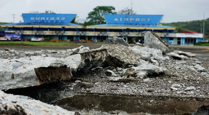6.7 Magnitude Quake Hits Philippines for Choosing Social Justice Over Abusive Mining
