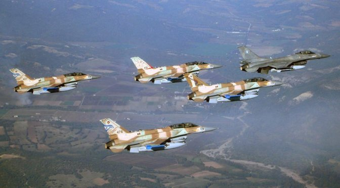 Israel Attacks SAA Positions after McCain Assured Daesh of Continued Support