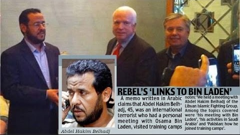 Senator McCain Lied About Meeting With ISIS Leader