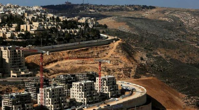 Israel Settlement Law Crosses 'Thick Red Line' | UN