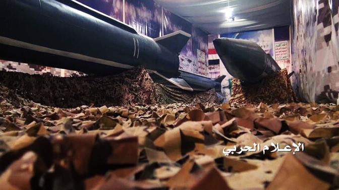 Yemeni Ballistic Missile Struck a Military Camp near Riyadh, Saudi Arabia