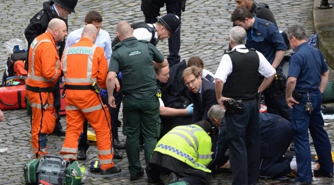 London 3/22 False Flag Attack Bores to Death