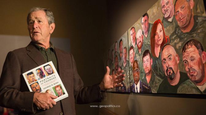 Resurrecting War Criminal George W. Bush
