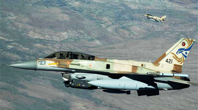 Israel Wants to Play Russian Roulette in Syria