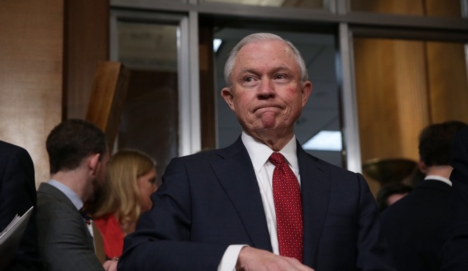 Decapitating Trump: Deep State Wants to Eliminate AG Jeff Sessions Next