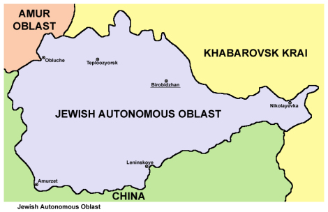 jewish-autonomous-oblast