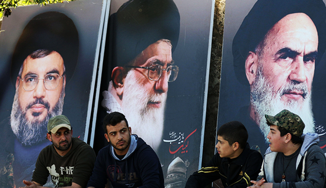 In Syria, Iran Sees Necessary War