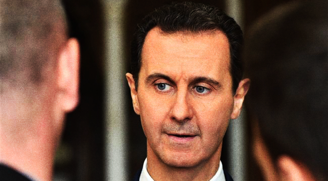 Most Savage Terrorists in Syria Coming from Europe   Assad