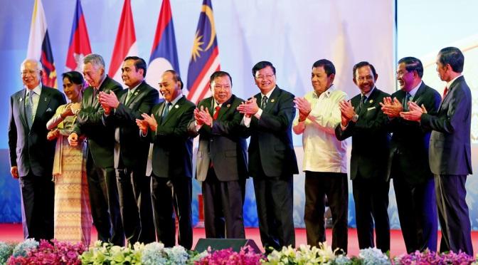 ASEAN2017 Chair Duterte Defies Western Line of Invoking UNCLOS Ruling vs. China