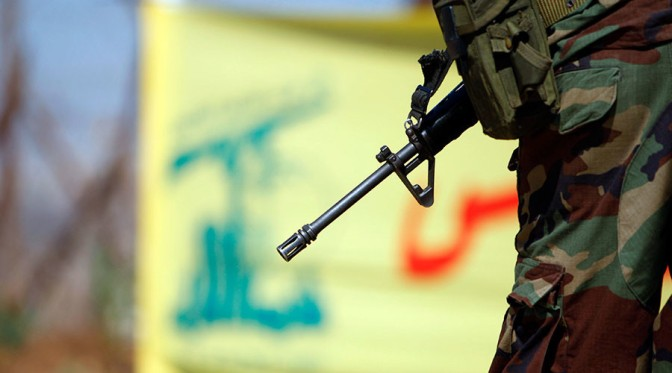 Hezbollah's Role in Syria & Israel's Dilemma