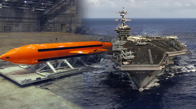 "Trump Pleases Neocons & Raytheon, ""Threatens"" BRICS with GBU-43 Bomb Debut"