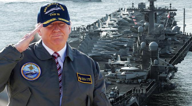 A World in Turmoil, Thank You Mr. Trump!