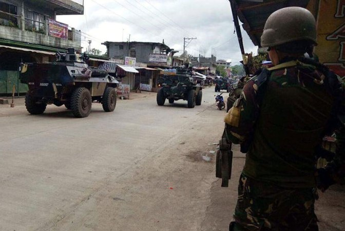 Duterte Has Declared Martial Law in Mindanao, So. Philippines to Quell Terror