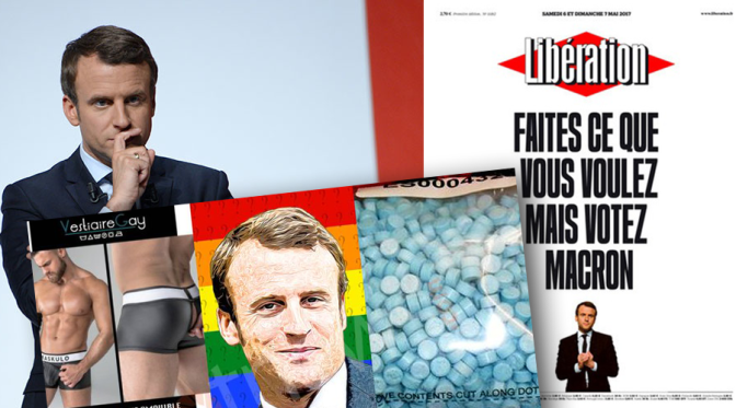 #MacronLeaks: Dramatizing French Runoff Election & Blame Russia One more Time