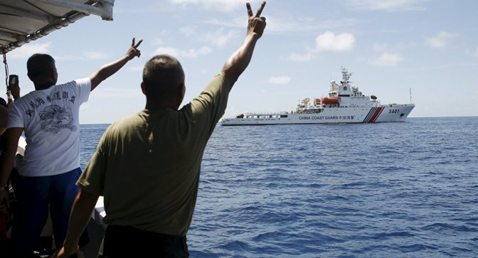 Major Step for Lasting Peace in the South China Sea Has Been Reached