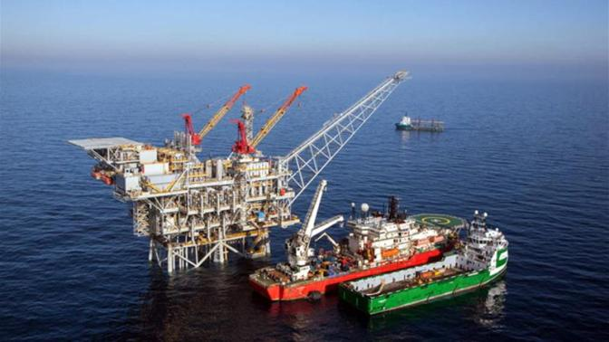 Texan Noble Energy & Israel are Stealing Gas Reserves in Gaza