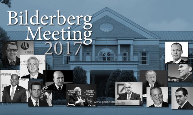 Bilderberg Meeting Attendees and Agenda for 2017