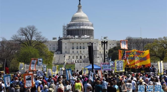 Chaotic Washington is Not a Shining Example of Democracy