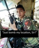 Pfc Dhan Ryan A Bayot (Inf) PA Philippine Army