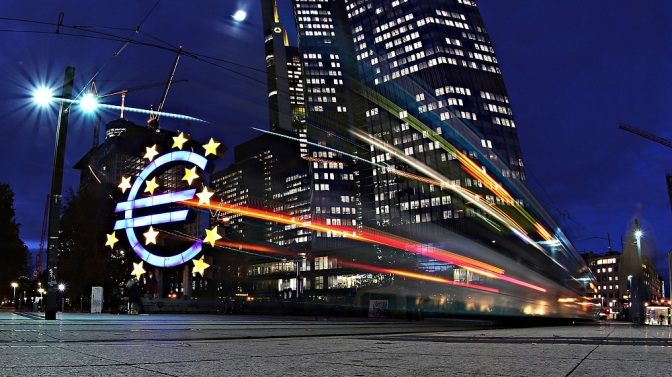 The European Central Bank Switched to Chinese Yuan for the first time!