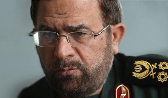 General Mostafa Izadi