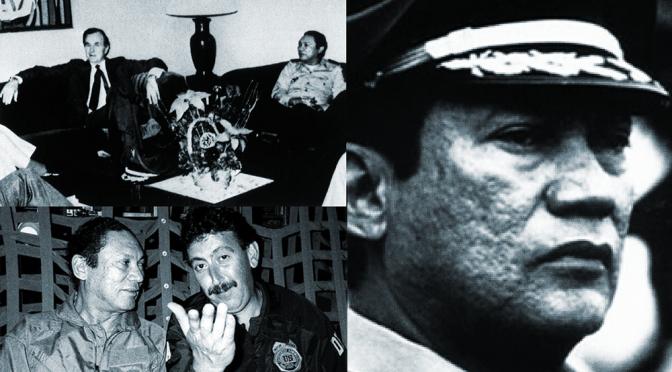 Puppet of History: Panama's Manuel Noriega