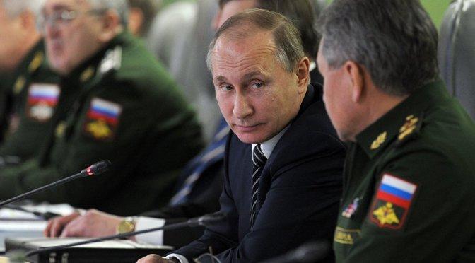 #RussiaDidIt: 30 Mid-level Daesh Commanders & Leader Abu-Bakr al-Baghdadi Killed