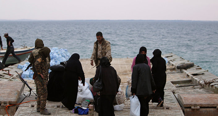Daesh Terrorists are Leaving Raqqa, But Why are We Not ...