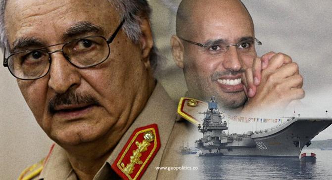 Resurrecting Libya