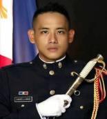 1LT JOHN FREDERICK S SAVELLANO PN (M) Philippine Marines