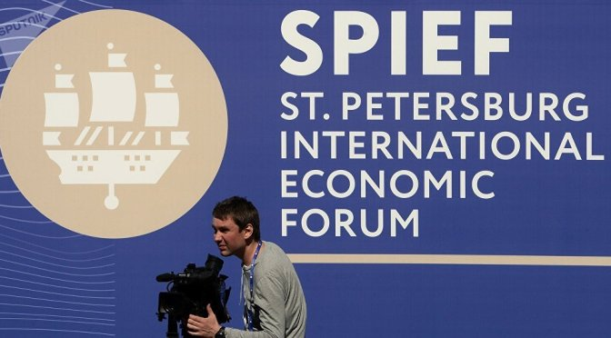 SPIEF 2017: More Guests, High Expectations, Search for New Balance, & Putin's Best