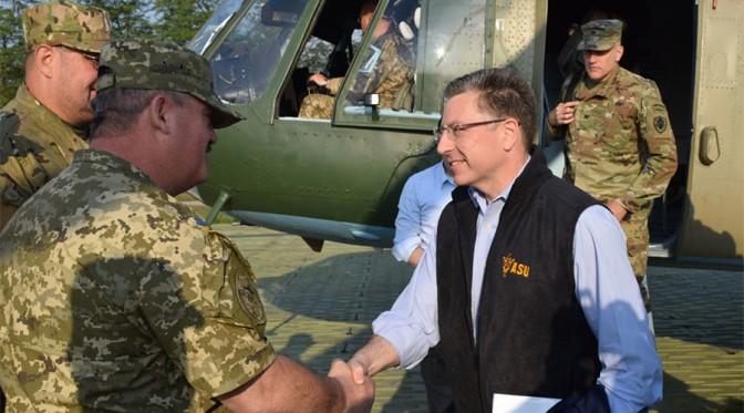 US Mulls Sending Arms to Kiev, 'not provocative'   US Envoy to Ukraine
