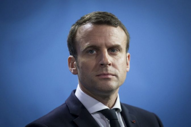 Macron's Maneuvers on the New Cold War | ConsortiumNews